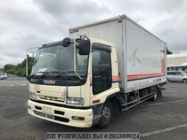 Used 2007 ISUZU FORWARD BG389624 for Sale for Sale