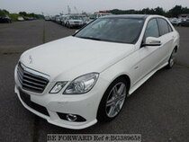 Used 2010 MERCEDES-BENZ E-CLASS BG389658 for Sale for Sale