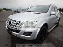 Used 2010 MERCEDES-BENZ M-CLASS BG389659 for Sale for Sale