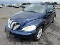 Used 2007 CHRYSLER PT CRUISER CABRIO BG389665 for Sale for Sale