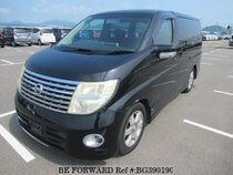 Used 2006 NISSAN ELGRAND BG390190 for Sale for Sale