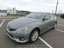 Used 2012 TOYOTA MARK X BG390561 for Sale for Sale