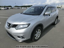 Used 2014 NISSAN X-TRAIL BG390824 for Sale for Sale