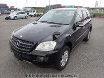 Used 2006 MERCEDES-BENZ M-CLASS BG390749 for Sale for Sale