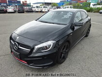 Used 2014 MERCEDES-BENZ A-CLASS BG390751 for Sale for Sale