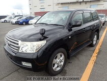 Used 2009 TOYOTA LAND CRUISER BG390889 for Sale for Sale