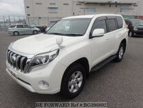 Used 2015 TOYOTA LAND CRUISER PRADO BG390892 for Sale for Sale