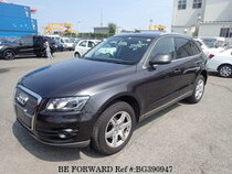 Used 2009 AUDI Q5 BG390947 for Sale for Sale