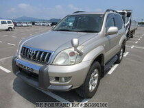 Used 2006 TOYOTA LAND CRUISER PRADO BG391106 for Sale for Sale