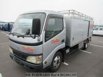 Used 2005 TOYOTA DYNA TRUCK BG391197 for Sale for Sale