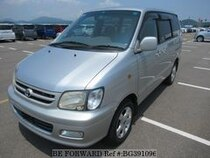 Used 2001 TOYOTA TOWNACE NOAH BG391096 for Sale for Sale