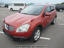 Used 2008 NISSAN DUALIS BG391111 for Sale for Sale