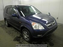 Used 2002 HONDA CR-V BG392763 for Sale for Sale