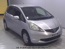 Used 2010 HONDA FIT BG392755 for Sale for Sale