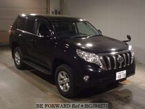 Used 2015 TOYOTA LAND CRUISER PRADO BG394271 for Sale for Sale