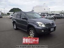 Used 2003 TOYOTA LAND CRUISER PRADO BG394171 for Sale for Sale