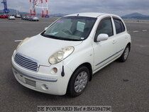 Used 2005 NISSAN MARCH BG394796 for Sale for Sale