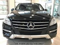 Used 2013 MERCEDES-BENZ ML CLASS BG396277 for Sale for Sale
