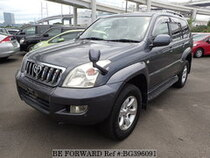 Used 2006 TOYOTA LAND CRUISER PRADO BG396091 for Sale for Sale