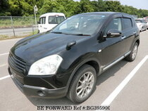 Used 2011 NISSAN DUALIS BG395900 for Sale for Sale