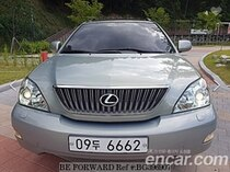 Used 2007 LEXUS RX BG396907 for Sale for Sale