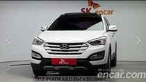 Used 2013 HYUNDAI SANTA FE BG396912 for Sale for Sale
