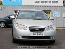 Used 2008 HYUNDAI AVANTE (ELANTRA) BG396921 for Sale for Sale