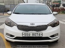 Used 2013 KIA K3 BG396933 for Sale for Sale