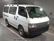 Used 2003 TOYOTA HIACE VAN BG397007 for Sale for Sale