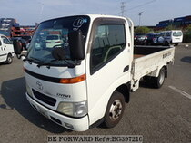 Used 2001 TOYOTA DYNA TRUCK BG397210 for Sale for Sale
