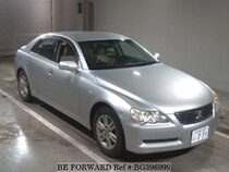 Used 2004 TOYOTA MARK X BG396999 for Sale for Sale