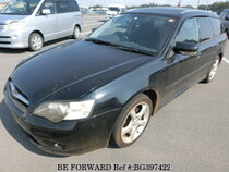 Used 2006 SUBARU LEGACY TOURING WAGON BG397422 for Sale for Sale