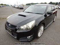 Used 2010 SUBARU LEGACY B4 BG397757 for Sale for Sale