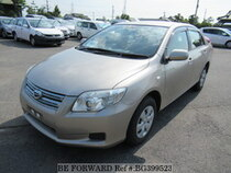 Used 2008 TOYOTA COROLLA AXIO BG399523 for Sale for Sale