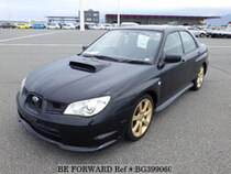 Used 2006 SUBARU IMPREZA WRX BG399060 for Sale for Sale