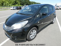 Used 2014 NISSAN NOTE BG399957 for Sale for Sale