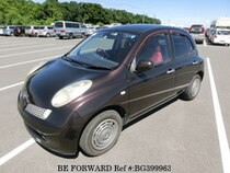 Used 2006 NISSAN MARCH BG399963 for Sale for Sale