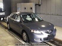 Used 2008 MAZDA AXELA BG399807 for Sale for Sale