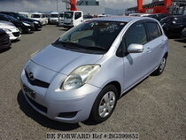 Used 2008 TOYOTA VITZ BG399852 for Sale for Sale