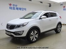 Used 2012 KIA SPORTAGE BG401885 for Sale for Sale