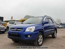 Used 2009 KIA SPORTAGE BG401895 for Sale for Sale