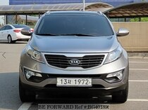 Used 2012 KIA SPORTAGE BG401896 for Sale for Sale