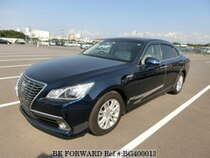 Used 2014 TOYOTA CROWN HYBRID BG400013 for Sale for Sale