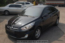 Used 2012 HYUNDAI ACCENT BG402052 for Sale for Sale