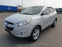Used 2011 HYUNDAI TUCSON BG402081 for Sale for Sale