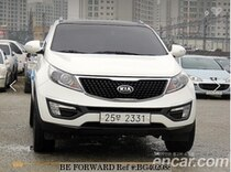 Used 2015 KIA SPORTAGE BG402088 for Sale for Sale
