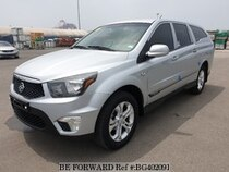 Used 2014 SSANGYONG KORANDO BG402091 for Sale for Sale