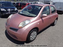 Used 2007 NISSAN MARCH BG401938 for Sale for Sale