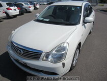 Used 2006 NISSAN BLUEBIRD SYLPHY BG403375 for Sale for Sale