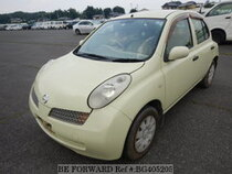 Used 2004 NISSAN MARCH BG405205 for Sale for Sale
